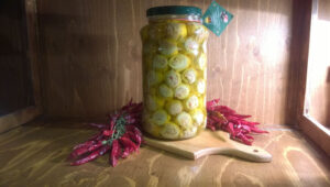 Carciofi ripieni con Tonno 3 kg in olio extravergine di oliva