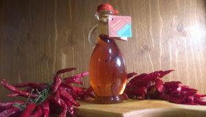 Olio Santo al peperoncino 250ml