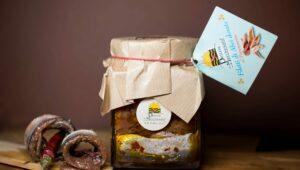 Filetti di alici dorate con peperoncino