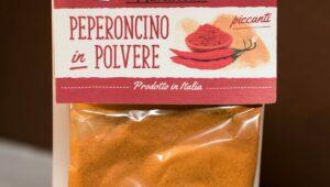 Peperoncino Macinato Piccante 100gr