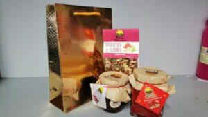 Pacco regalo (max 3 prodotti)
