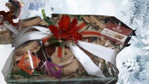Cesto regalo (4-5 prodotti)